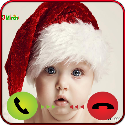 15b91b55a Cute Santa Baby Calling: Amazon.ca: Appstore for Android