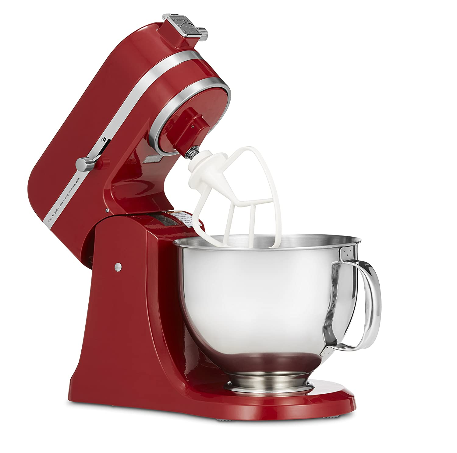 Kenmore Elite 89208 5 Quart Stand Mixer in Red Kitchen & Dining ...