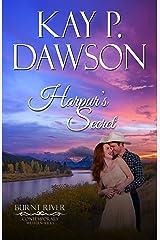Harpur's Secret (Burnt River Contemporary Western Romance Book 5) Kindle Edition