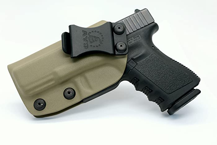 CYA Supply Co. IWB Left Handed Holsters