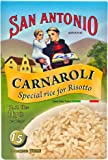 San Antonio (2.2 Pound) Italian Carnaroli Special Rice For Risotto Imported Product of Italy