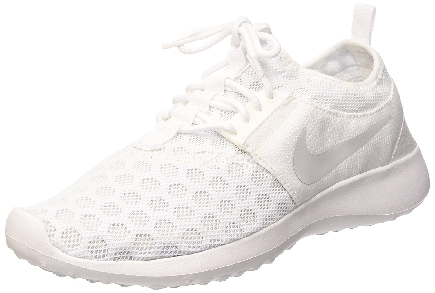 NIKE Women's Juvenate Running Shoe B00VKY3K5W 5 B(M) US|White/Pure Platinum