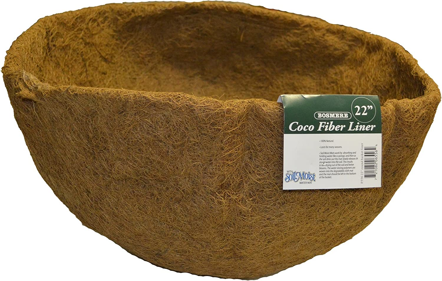 Bosmere Replacement Coco Fiber Basket Liner for 22