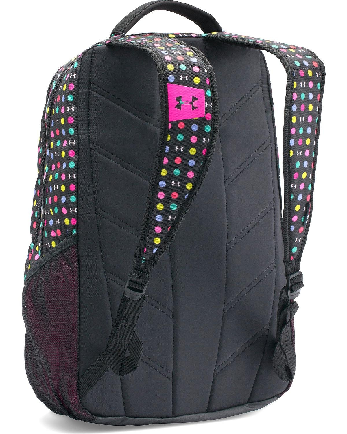 c100d707d6 Under armour girls storm hustle ii backpack black one size sports outdoors  jpg 1200x1500 Under armour