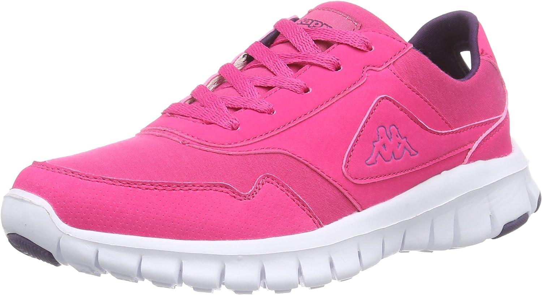 Kappa Bilbao II Jersey Footwear Unisex - Zapatilla Deportiva de Material sintético Unisex Adulto, Color Rosa, Talla 41: Amazon.es: Zapatos y complementos