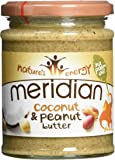 Meridian Coconut and Peanut Butter 280 g (Pack of 6)