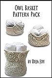 Owl Basket Pattern Pack