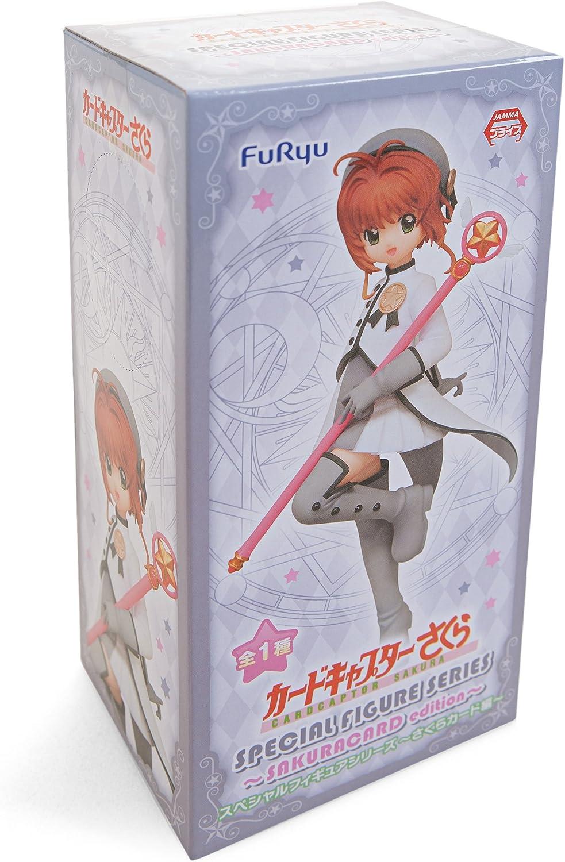 Sakura Kinomoto Special Figure Series Sakura Card SG/_B01N2MGXDM/_US Furyu 6.7 Cardcaptor Sakura
