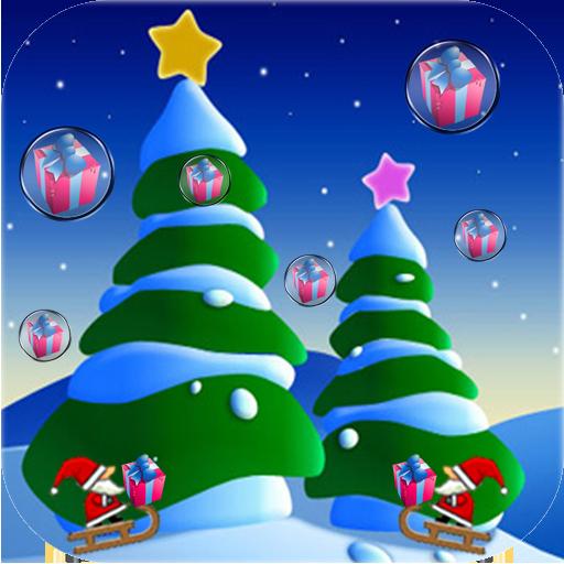 Santa In Trouble (Cristmas Balls)