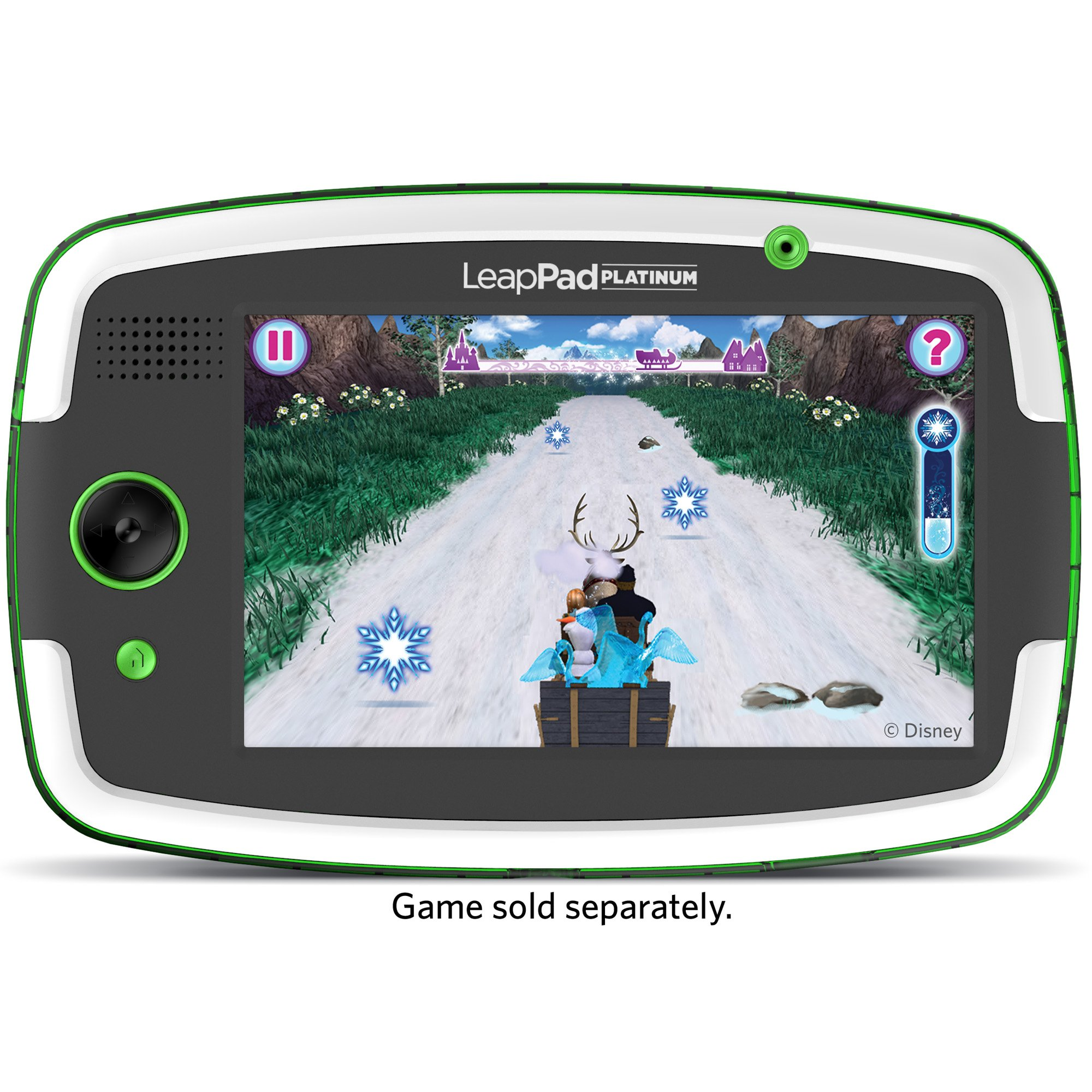 LeapFrog LeapPad Platinum Kids Learning Tablet, Green by LeapFrog. (Image #6)