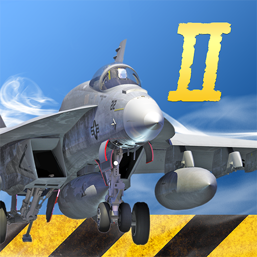 F18 Carrier Landing II (Best Iron Man Game For Android)