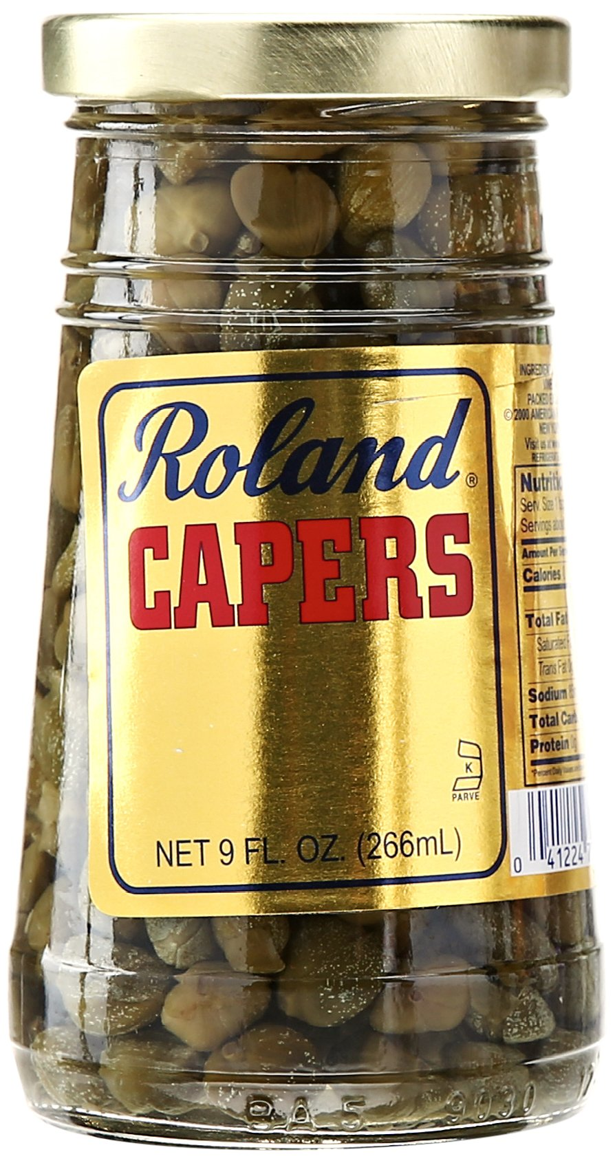 Rol and Capers In Bucket Jars, 9-Ounce