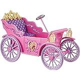 Mattel X9366 Disney Princess Vehicle, 6.25 X 13 X 10-Inches
