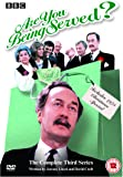 Are You Being Served? - Series 3 [2 DVDs] [UK Import]