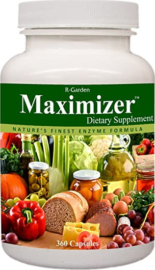 Amazon.com: Maximizer enzima Suplemento, M1, 90: Health ...