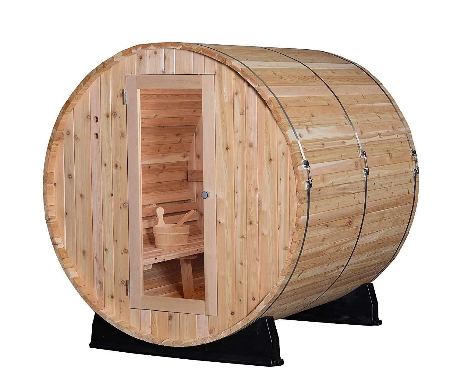 Amazon Com Almost Heaven Saunas Quality Indoor Outdoor Sauna Kit
