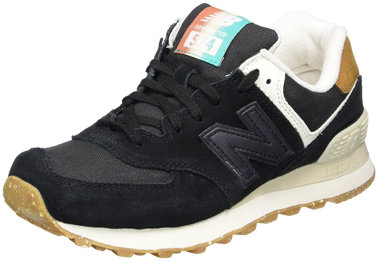 New Balance Damen 574 Global Surf Turnschuhe