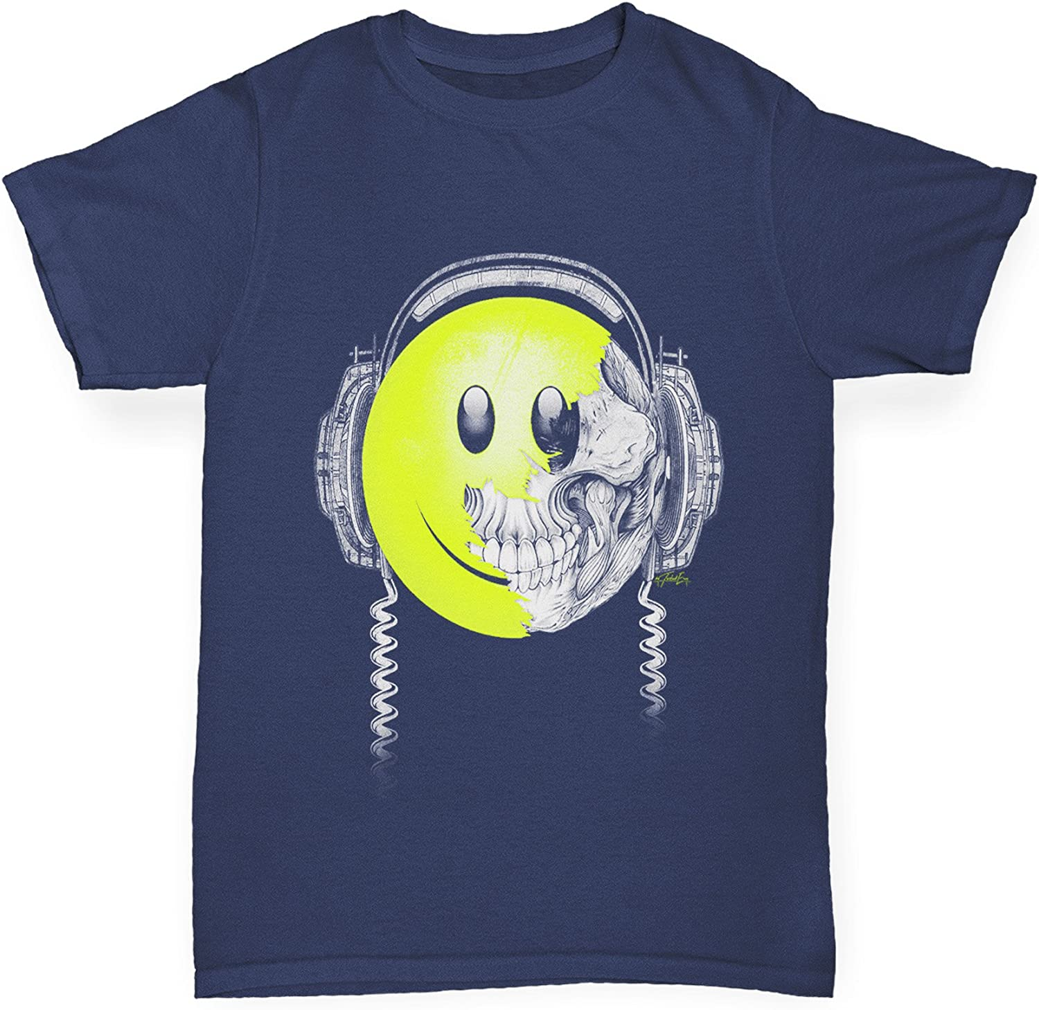 Expression Tees Deadphones Youth T-Shirt