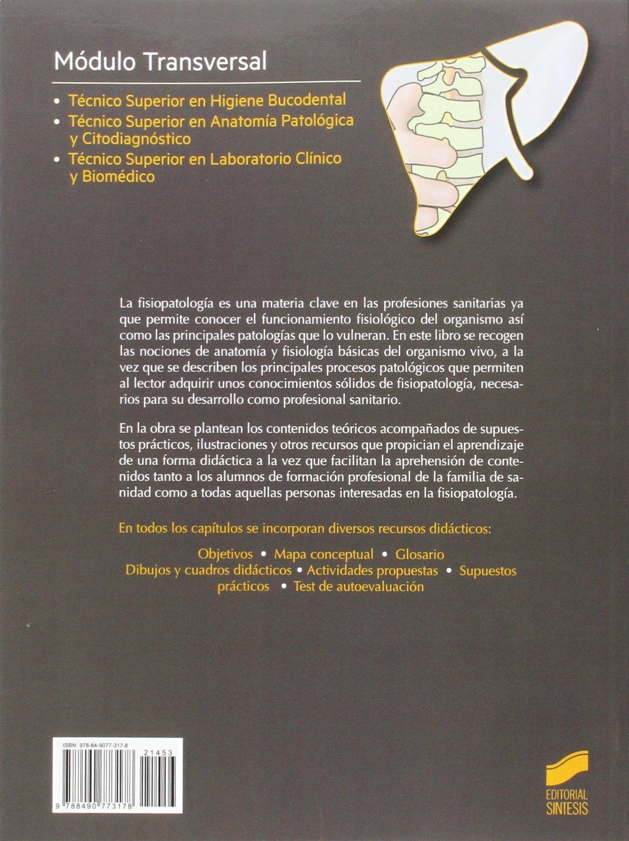 Fisiopatología general (Sanidad): Amazon.es: Lorena/Escobar Cerrato ...