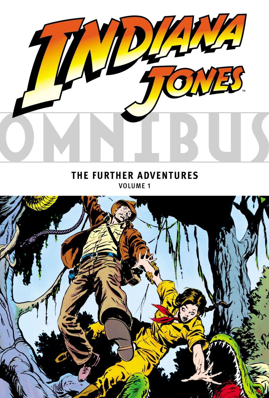 Download Indiana Jones Omnibus: The Further Adventures Volume 1 pdf epub