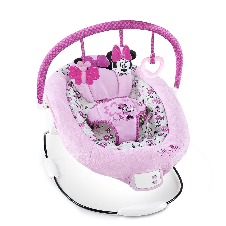 Balanc/ín de Minnie Mouse con barra de juguetes Disney Baby 60578