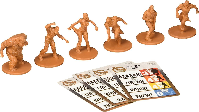 Zombicide Box of Zombies: Angry Zombies Set #3 - Juego de Mesa, para 6 Jugadores (CoolMiniOrNotInc. GUG0017) (Importado): Amazon.es: Juguetes y juegos