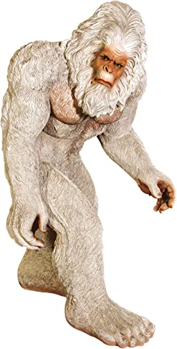 Design Toscano The Abominable Snowman Yeti Statue
