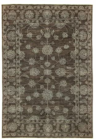 Colored Ziegler Teppich Orientteppich 293x202 Cm Pakistan
