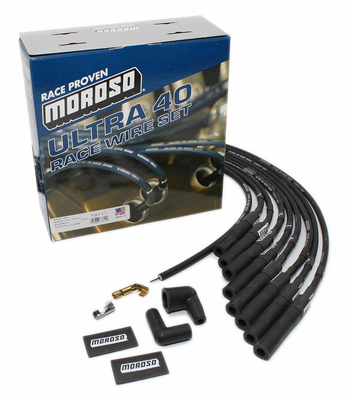 Moroso 73711 Spark Plug Wire Set