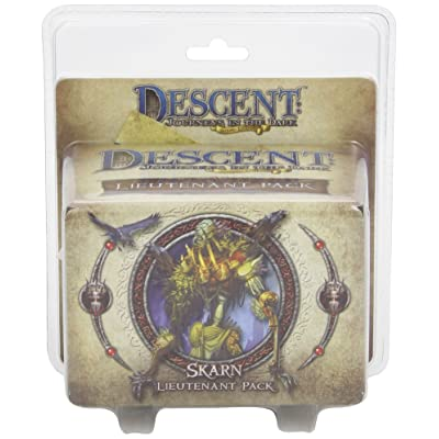 Descent Second Edition: Skarn Lieutenant: Toys & Games
