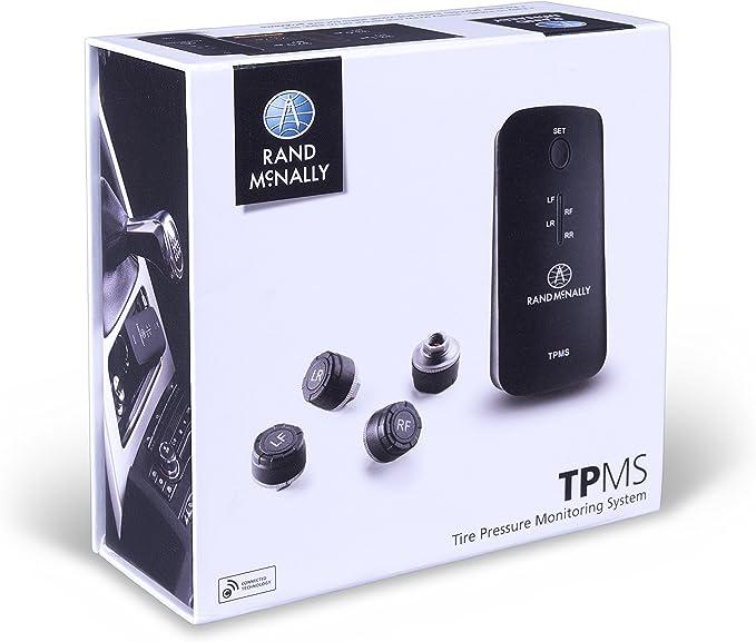 Rand McNally TPMS Tire Pressure Monitoring System