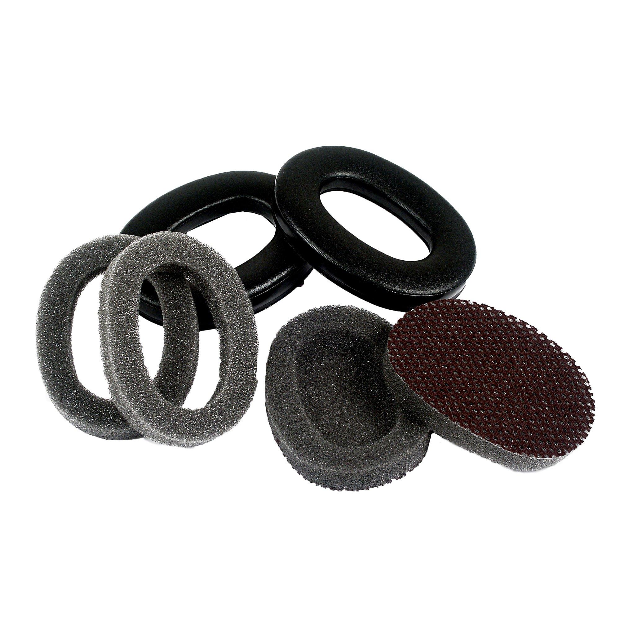 Peltor Hy79 Hygiene Kit (Black Earseals)