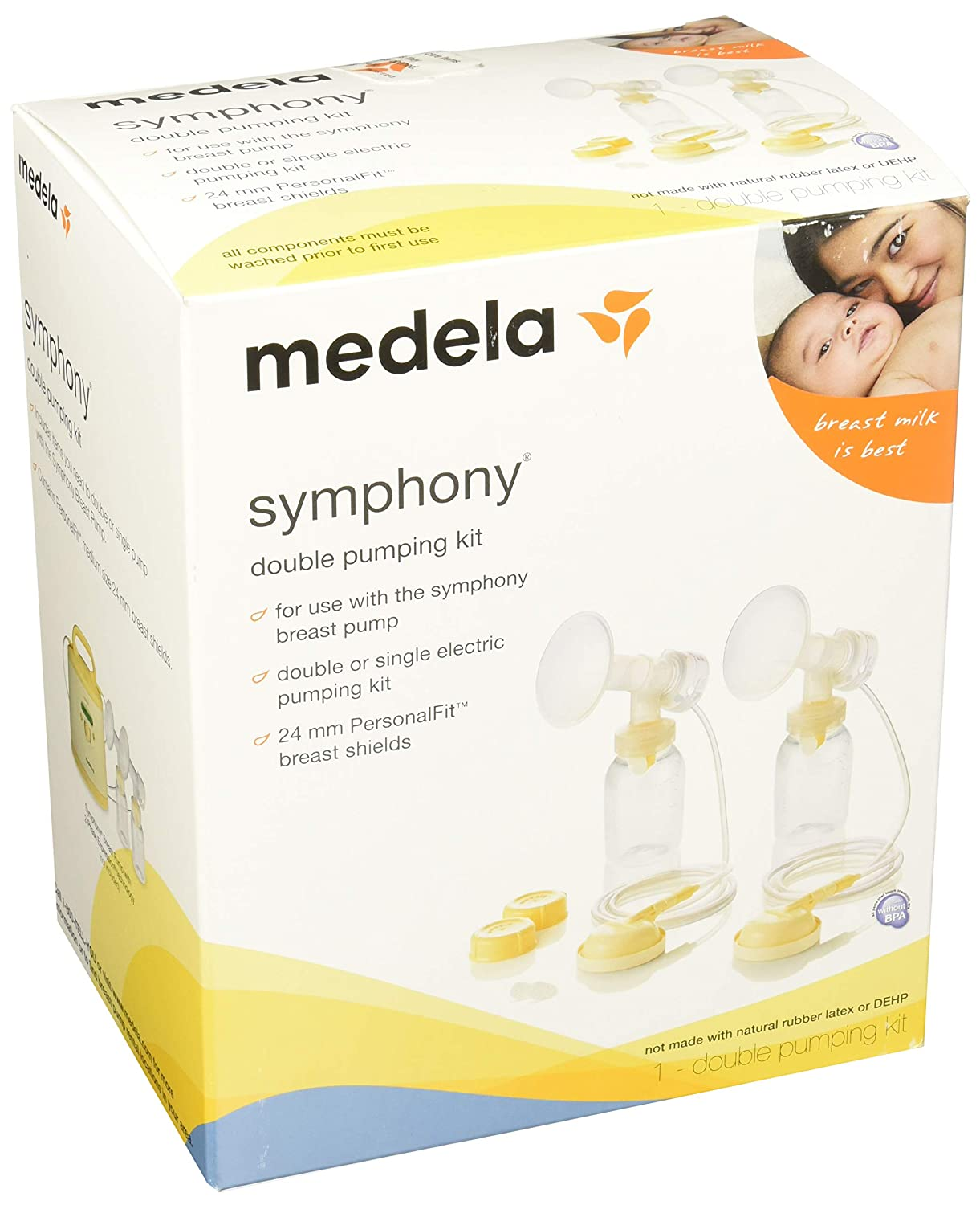 Medela Symphony Double Pumping System by Medela: Amazon.es: Bebé