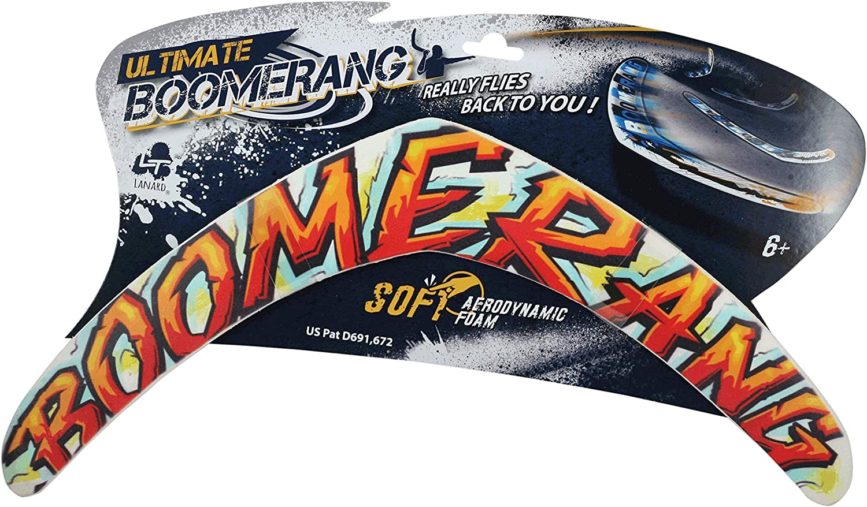 Boomerang Big Bad Intercalar 91525: Amazon.es: Juguetes y juegos