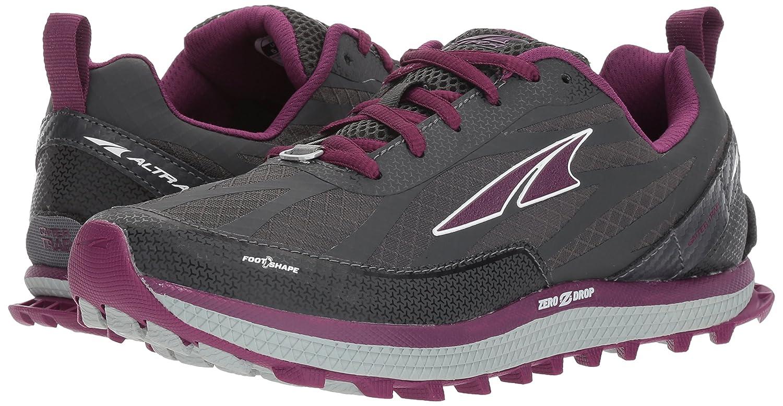 Altra Women's Superior 3.5 Sneaker B072M5XDRF 8 B(M) US|Gray/Purple