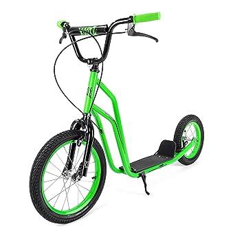 Xootz BMX Stunt Scooter para niños, Ideal para Principiantes ...