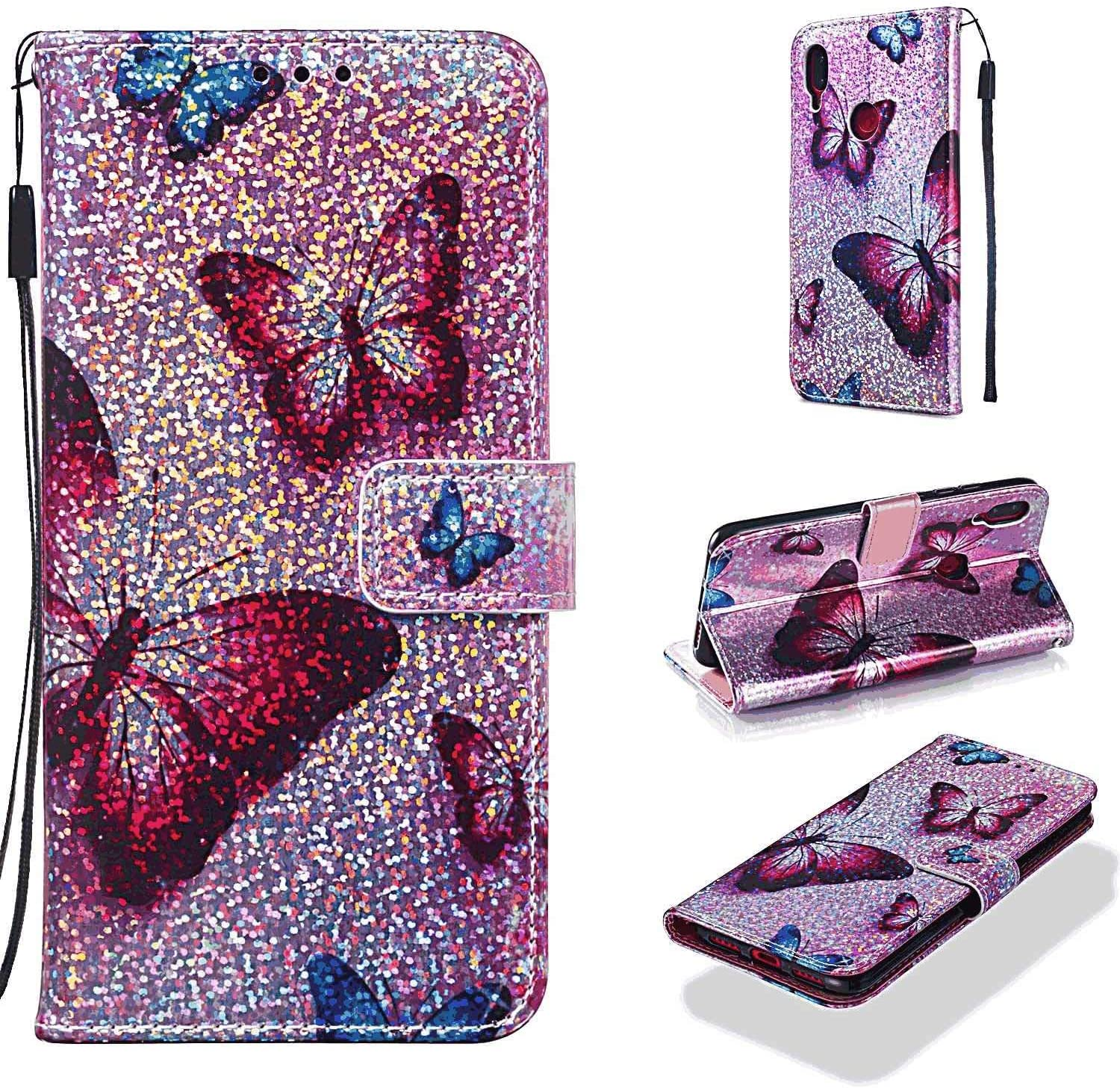 Cover for Leather Card Holders Extra-Protective Business Kickstand Cell Phone case Flip Cover iPhone 7 Flip Case