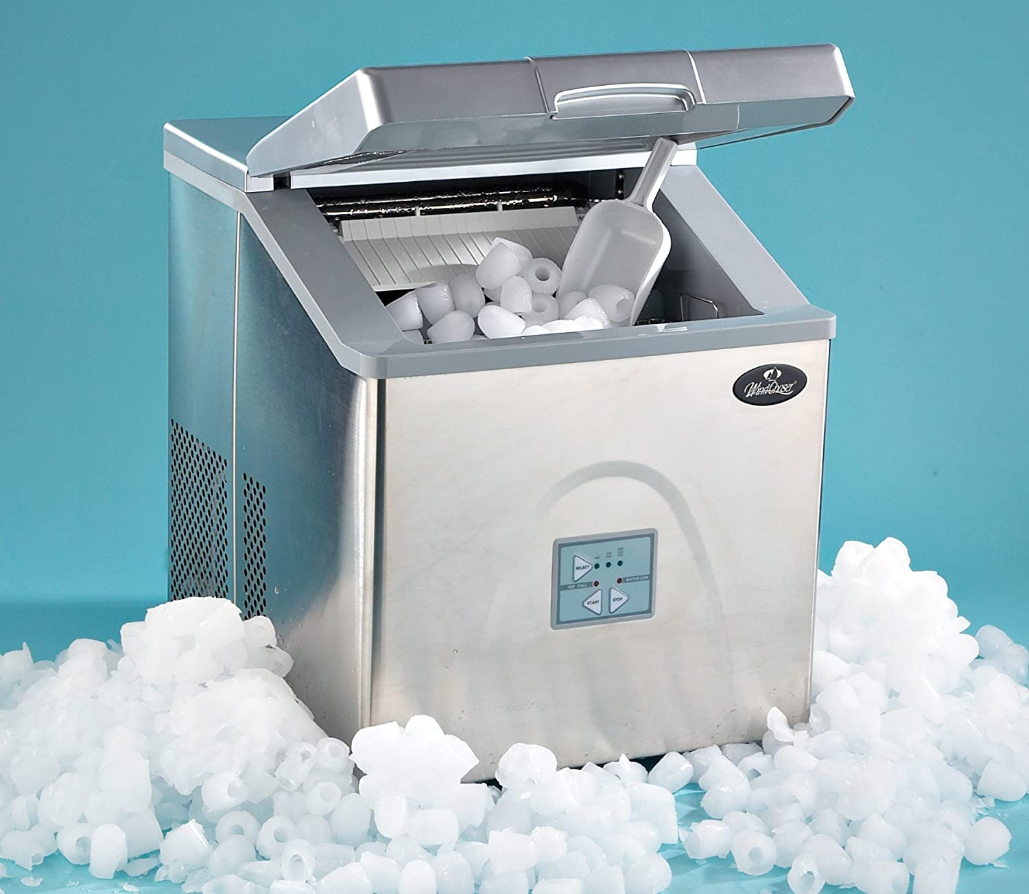 Windchaser Ice Maker Stainless Steel BRAND NOT SPECIFIED