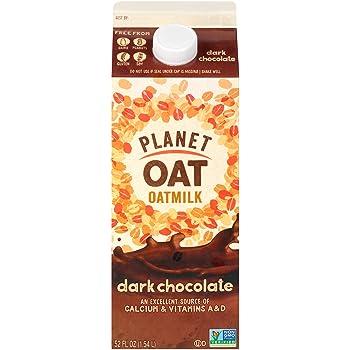 Planet Oak Dark Chocolate Oat Milk