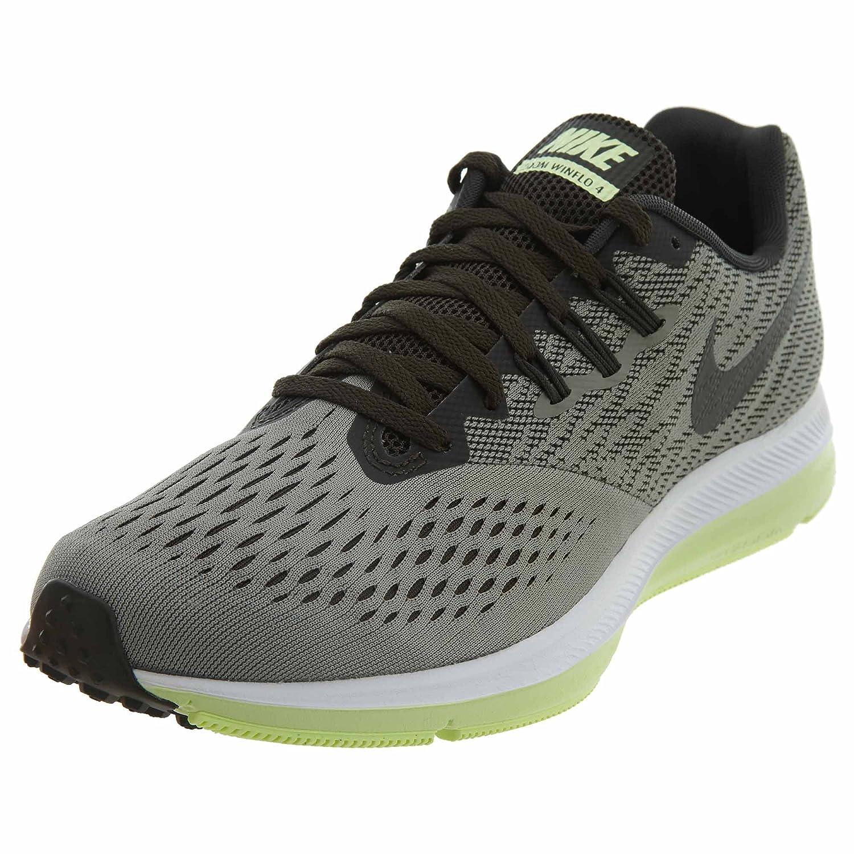 NIKE Men's Air Zoom Winflo 4 Running Shoe B071RZGCM1 11 D(M) US|Dark Stucco Sequoia