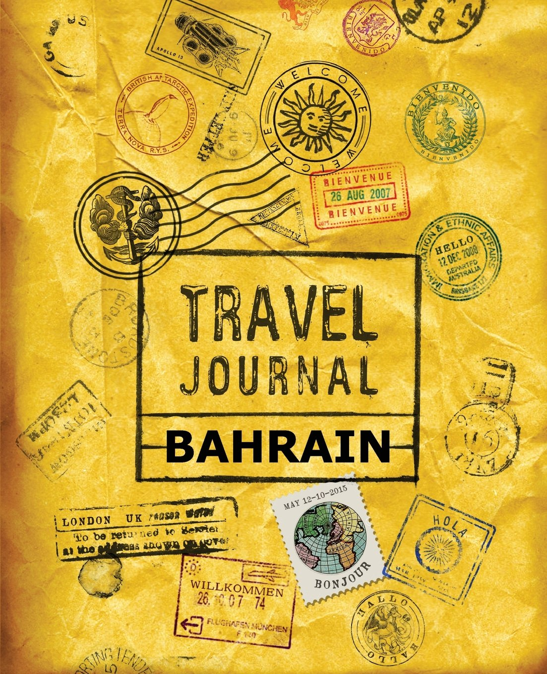 Download Travel Journal Bahrain PDF