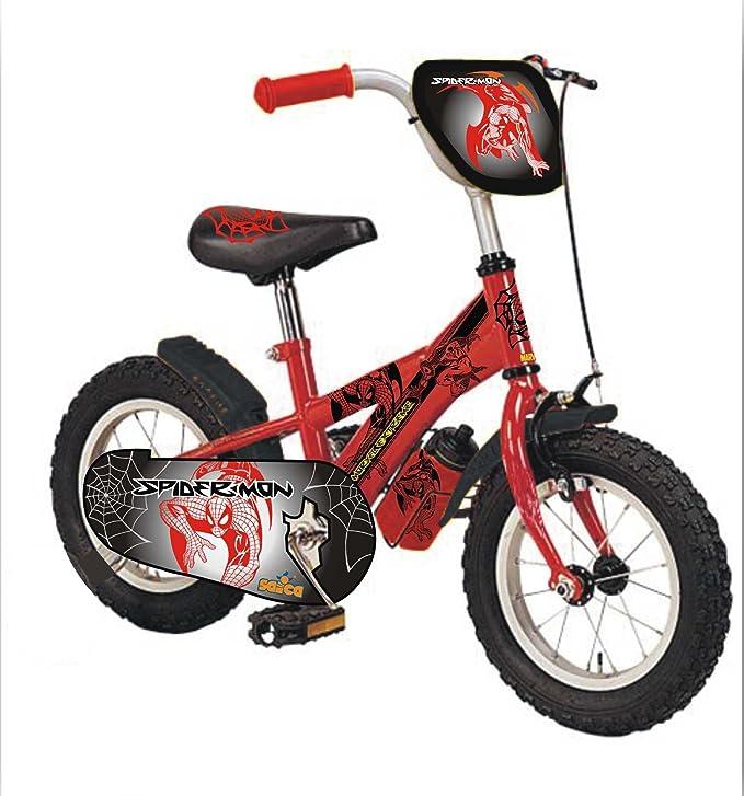 Spiderman - Bicicleta de 16