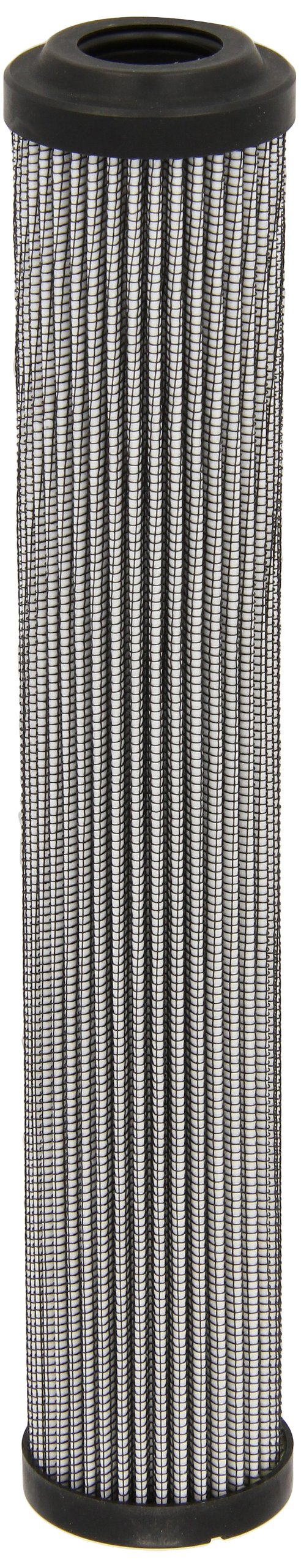 Bosch Rexroth R928006755 Micro-glass Filter Element, Cartridge Type, 0.87'' ID x 1.77'' OD x 9.84'' Tall, 10 Micron (Absolute), Without Bypass Valve; Removes Particle Contaminants and Protects Hydraulic Systems
