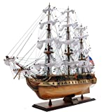 Old Modern Handicrafts USS Constitution, Medium