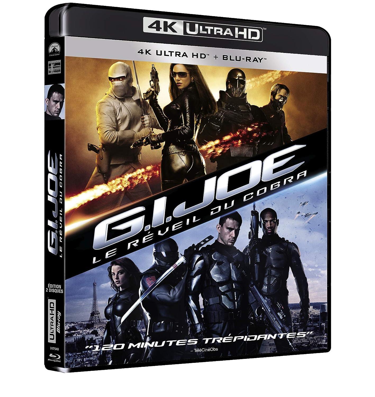 G.I. Joe : Le réveil du Cobra [Francia] [Blu-ray]: Amazon.es ...
