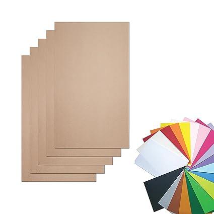 Amazon.com: DIY rígido fieltro (duro) de fieltro cuadrados ...