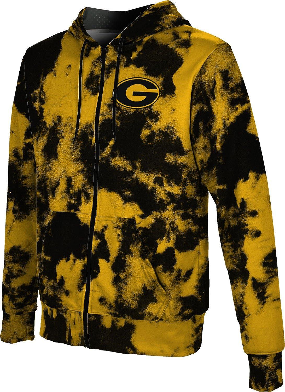 Grunge ProSphere Grambling State University Boys Full Zip Hoodie