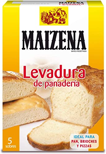 Oferta amazon: Maizena - Levadura Panadería, 27.5 g