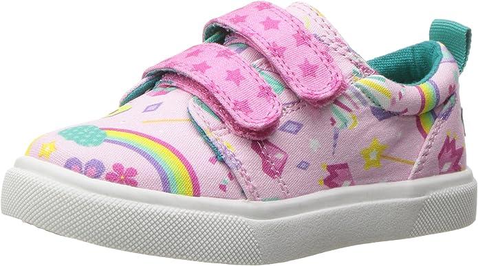 Youth Chooze Footwear Littlechoice-starheart-Silver