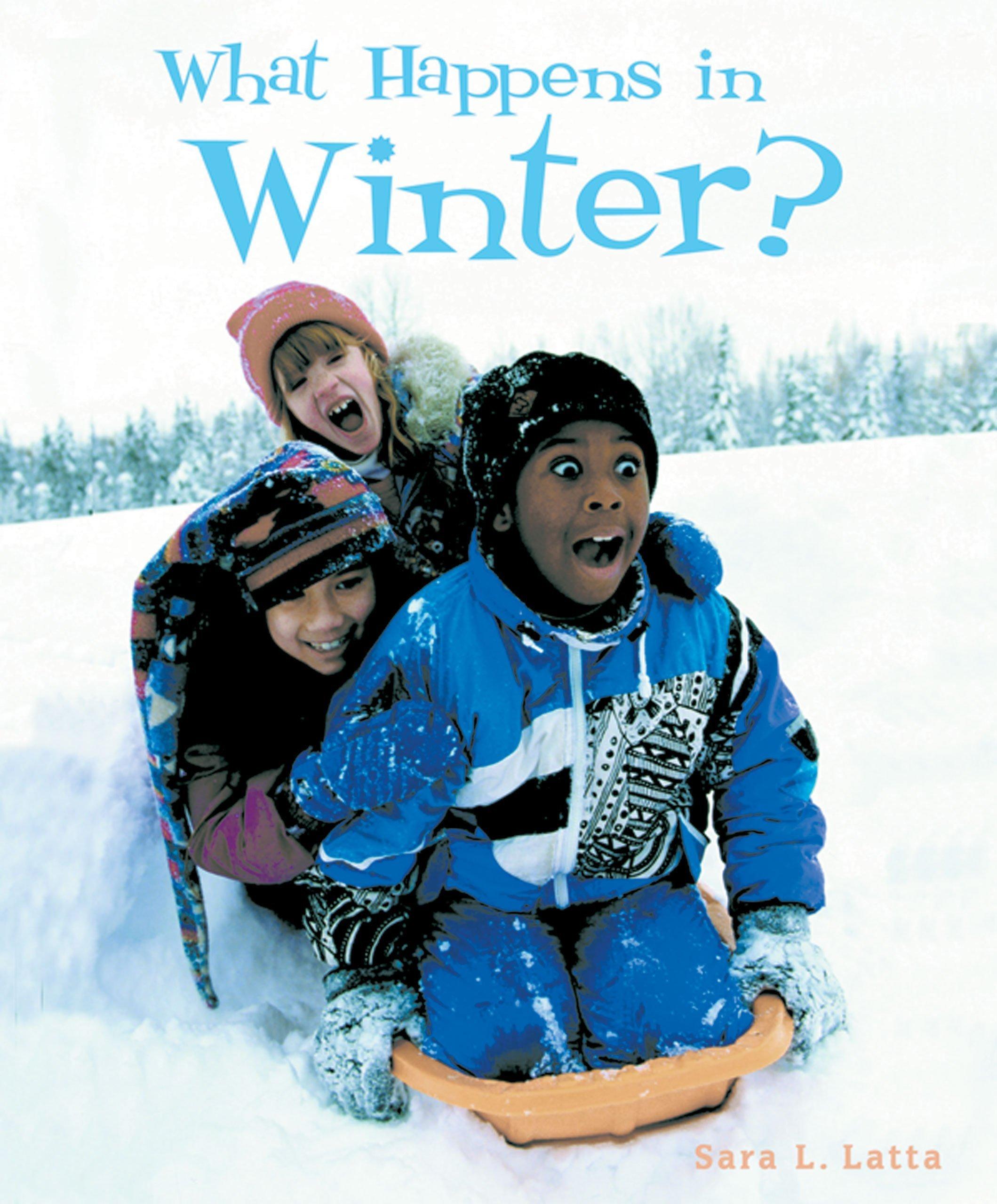 Download What Happens in Winter? (I Like the Seasons!) pdf epub